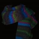 Fantasy shawl