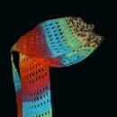 Delirium scarf
